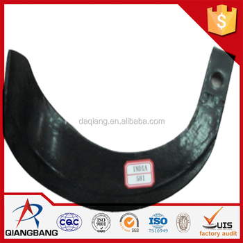 Kubota Spare Parts In India 581 Power Rotary Tiller Blade