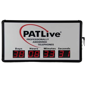 Indoor Electronic Mini Digital Countdown Timer for Event Time