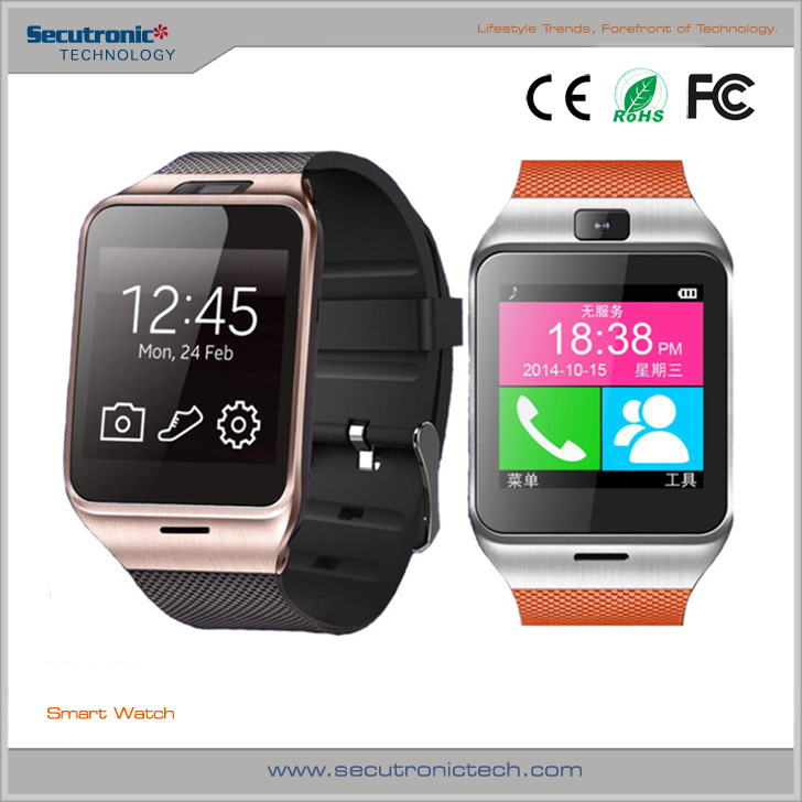 GV18 Smart Watch For Apple With Bluetooth