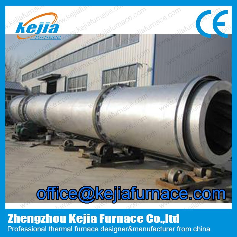 CE Certified Rotary Kiln for calcined dolomite