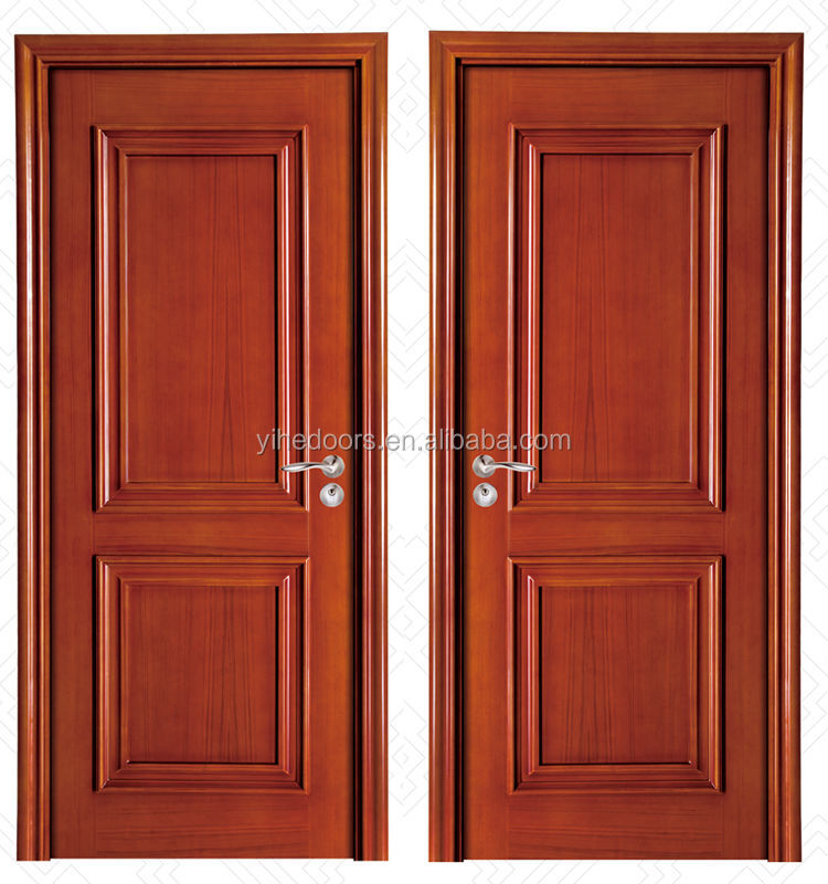 Image gallery simple door for Simple wooden front door designs