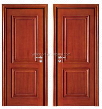 Simple New Design Wood Swing Doors Buy Main Door Carving