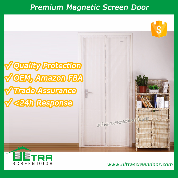 Invisible Screen Door Magnets Magnetic Mosquito Nets