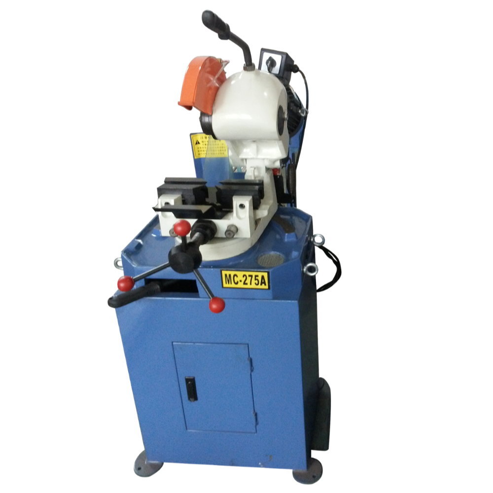 Semi-automatic pneumatic pipe cutting machine/tube saw machine