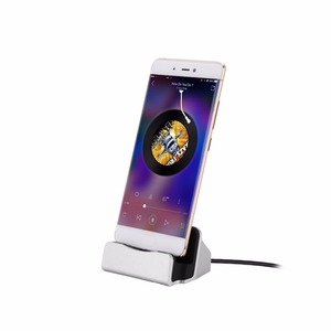 Type-C Charger Dock USB C 3.1 Charging Desktop Cradle Station For Android Phone