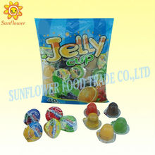 Bag Packed 16g Jelly Cup Candy