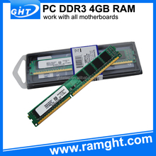 ddr3 ram supported all motherboard Desktop/laptop RAM 4GB DDR3 1600MHz