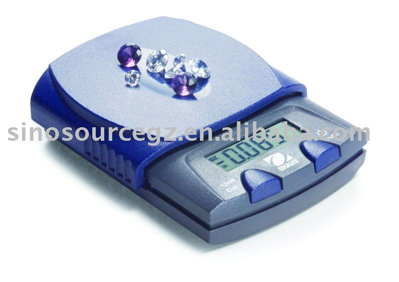 Ohaus PS SERIES ELECTRONIC BALANCE