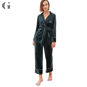 5bc6439223 China Embroidery Pyjama
