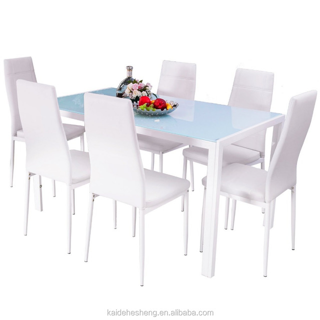 2016 new popularcolorful modern dining room set