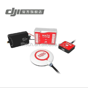 Original DJI Naza M Lite Multi Flyer Version Flight Control Controller w/ PMU Power Module & LED &Cables & GPS & stand holder