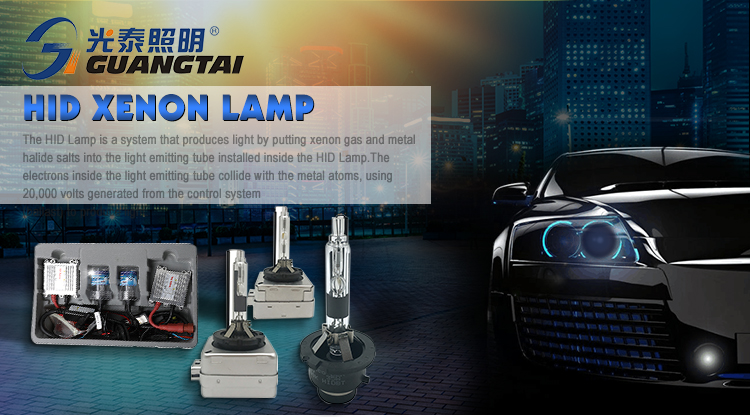 Long Life High Quality 3000K 35/50W 9005/9006 Hid Xenon Lamp