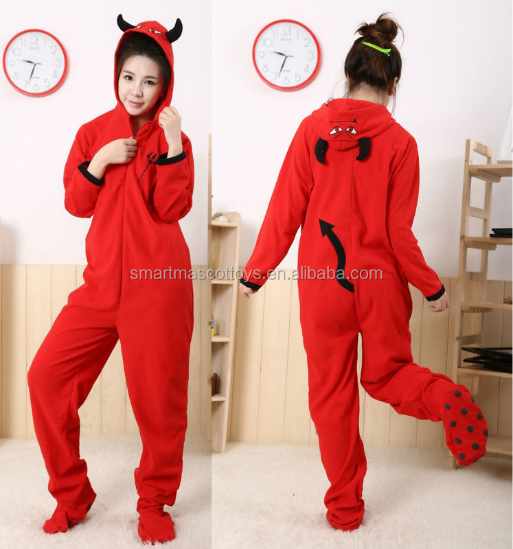 Unique Modern Most Comfort Wholesale Winter Footed Adult Onesie ...