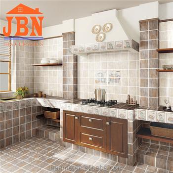 300x450mm ceramica azulejo para ba o cocina pared y piso for Azulejo de la pared de la cocina verde
