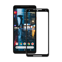 3D 9H Hardness Curved Explosion-Proof Full Coverage Screen Film Tempered glass For Google pixel2 XL Screen Protector