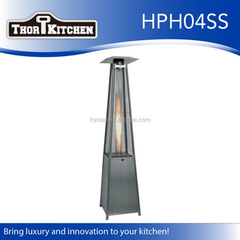 hph04ss gas patio heater pyramid flame heater outdoor garden heater