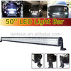 288W 50inch led light bar, off road light bar, led light bars for truck