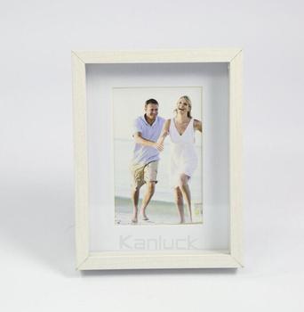 15 x 20 cm white shadow box frame - White Shadow Box Frame