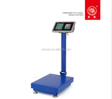 vegetable/fruit/meat/supermarket computing price scale electronic LED/LCD display scale