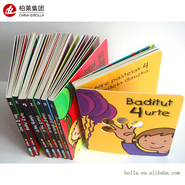 Wholesale Custom Printing On Demand for Kid Chinese 3D Pop Up English Story Bath Price Magic Arabic Comic Children Board Book