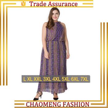 9024 Floral Long Chiffon Dress Women Ladies Western Dress Designs
