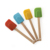 Heat-Resistant Mini Baking Spatula,Silicone Spatula&Spoon baking tools
