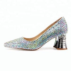 Low Heel Diamond Shoes Wholesale Diamond Shoes Suppliers