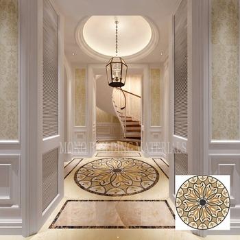 Chinese Polished Marble Flooring Tile Floor Medallion