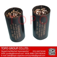 270-324MFD 110-125VAC Start Capacitor with VANGUARD Brand