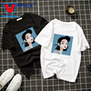 Customized High Quality Comfortable 100% Cotton T-shirt