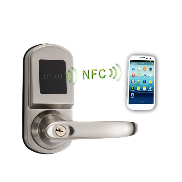 Home Free zinc alloy APP smart bluetooth nfc android smart lock
