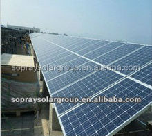 hot selling high efficiency photovoltaic panel concentrated photovoltaic