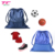 Wholesale Hiking Outdoor Sport Travel Rucksack Nylon Gym Drawstring Bags Travel Backpack