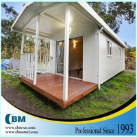 China Manufactured Affordable Prefabricated House PH9833-1