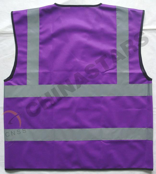Heat Reflective Tape >> Purple Safety Vest,Purple Reflective Vest,Purple Vest ...