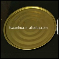 top leading premium tin lid with free sample in China
