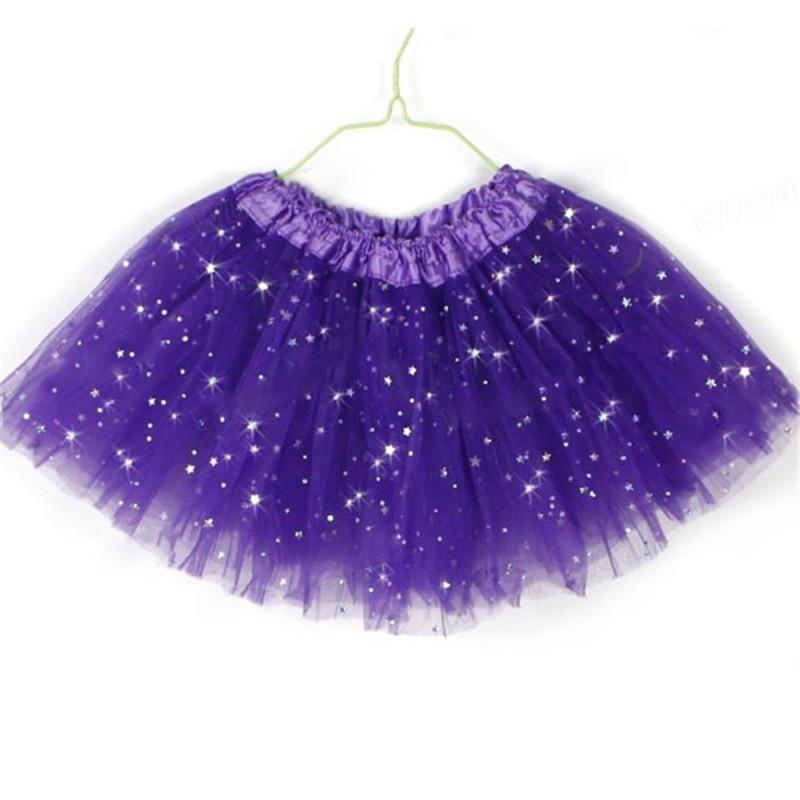 Hot New Princess Tutu Skirt Girls Kids Party Ballet Dance Wear Pettiskirt Clothes