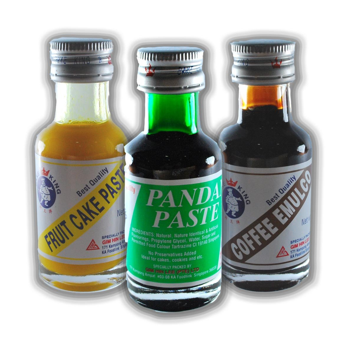 Flavours Amp Colours Buy Pandan Paste Product On Alibaba Com
