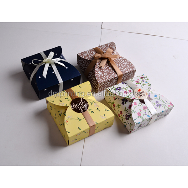 Creative mini cake gift box
