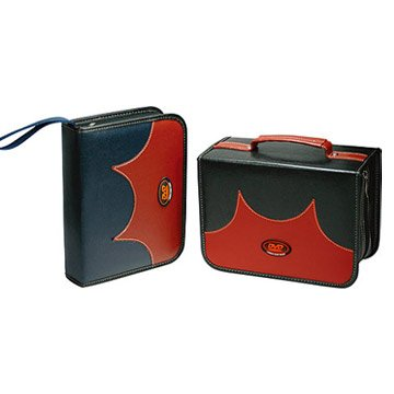Leather CD Bags and DVD Holders