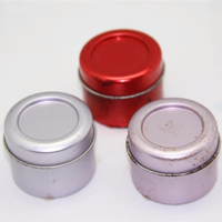 mints metal cans small candle tin boxes in abundant supply