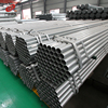 Q215 round hot dipped galvanized steel pipe