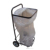 Easy Moving Heavy Duty 2 Wheels Steel Garden Cart with Bag