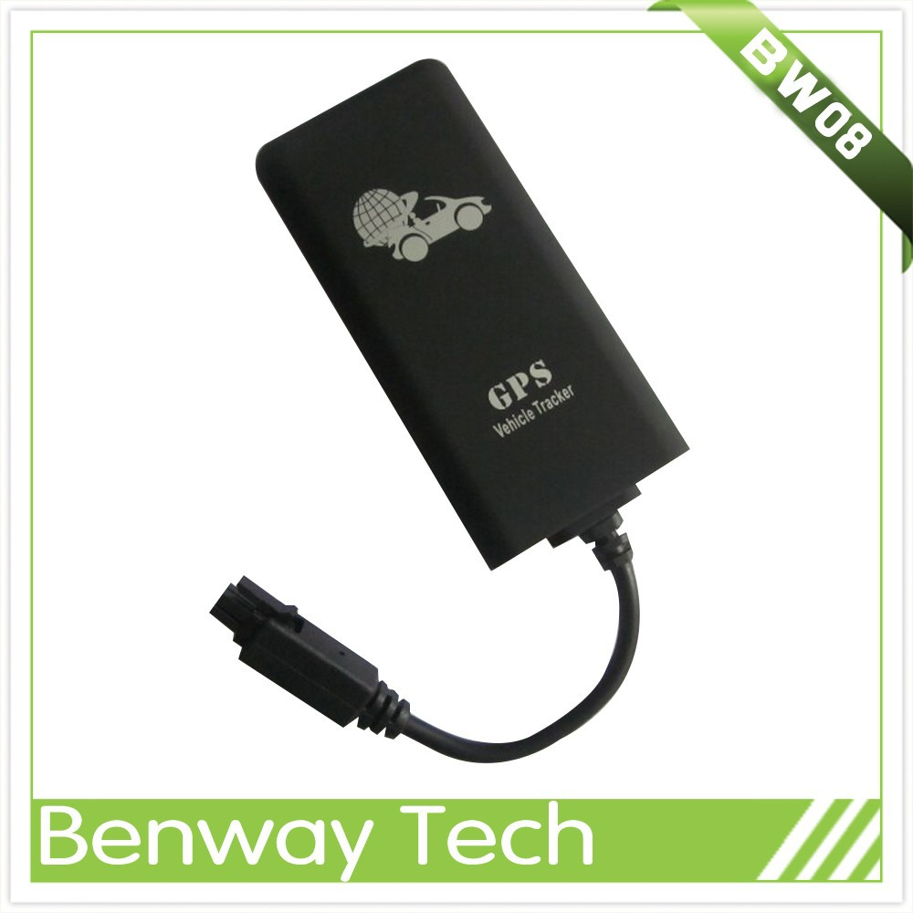Whole sale Real-Time qual band car gps tracker with free web base software
