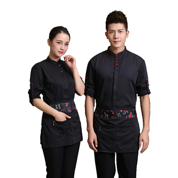 custom made chinese new restaurant waiter uniform buy waiter