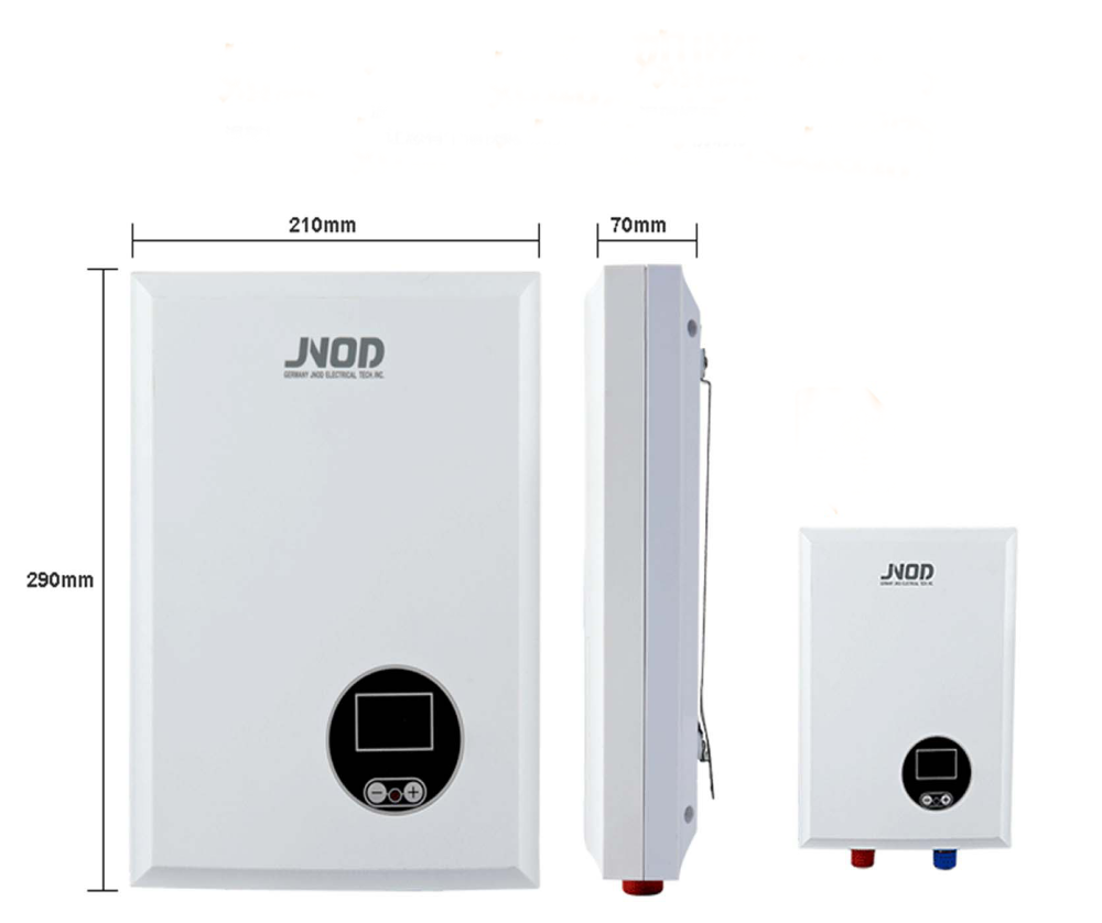 JNOD electric tankless water heater Bathroom Electric Shower Water Heater <strong>electricity</strong> saving device