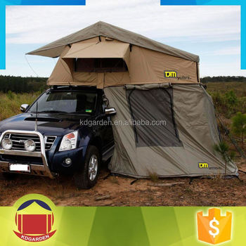 Unique Roof Top Tent For Car Camping For 2 Persons 3persons With