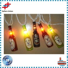 Unique Corona Extra Beer Bottle Party Bar Pub Christmas Tree String Lights