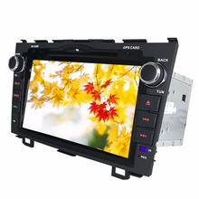 Joying 8''autoradio 2 din android compatible car stereo car multimedia with GPS Bluetooth for Honda CRV