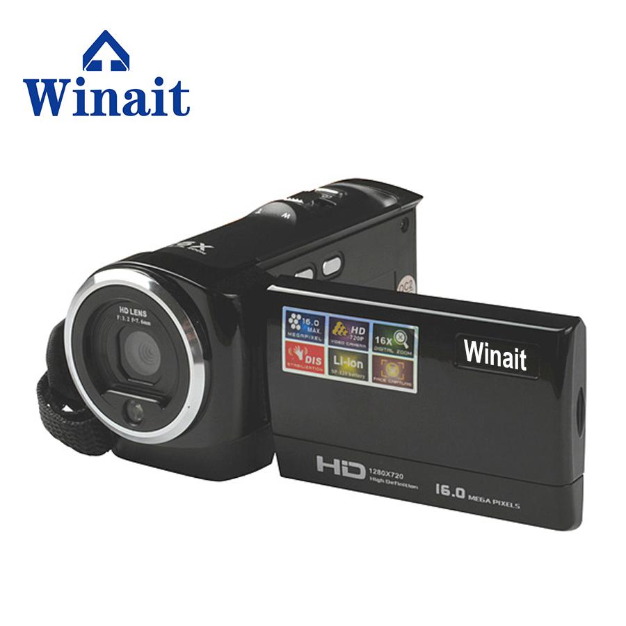 Winait ucuz DV-C6 mini dijital video kamera